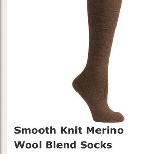 Vermont country store knee high socks brown